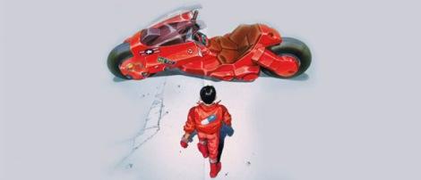 Akira movie 1988