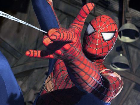 spiderman movie 2002