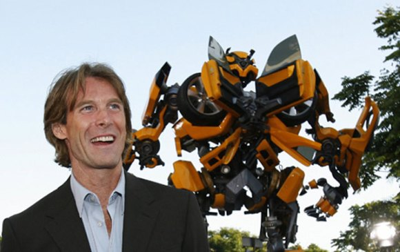 Michael Bay Transformers 4 Direct Bumblebee
