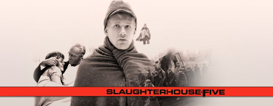 characers of slaughterhouse five Slaughterhouse-five: an introduction to and summary of the novel  slaughterhouse-five by kurt vonnegut  character of pilgrim in billy pilgrim  discussed in.