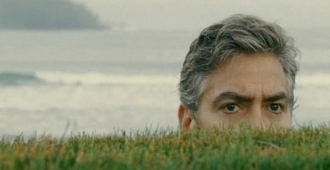 The Descendants George Clooney