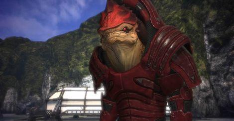 Mass Effect 3 Wrex