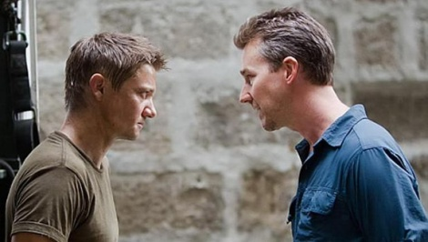 The Bourne Legacy Jeremy Renner Edward Norton