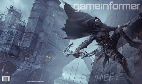 thief game informer cover
