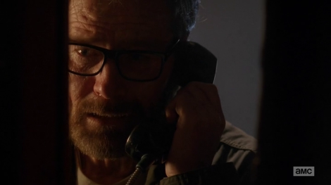 breaking bad walt son phonecall recap s05e15